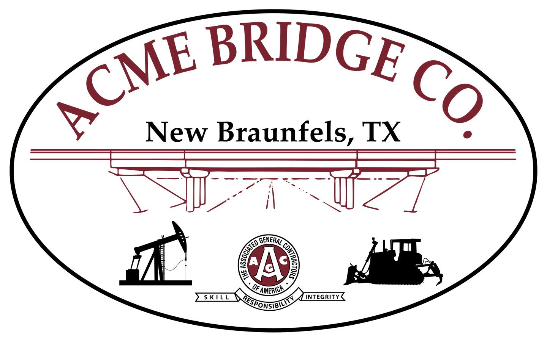 ACME Bridge Co. - New Braunfels, TX